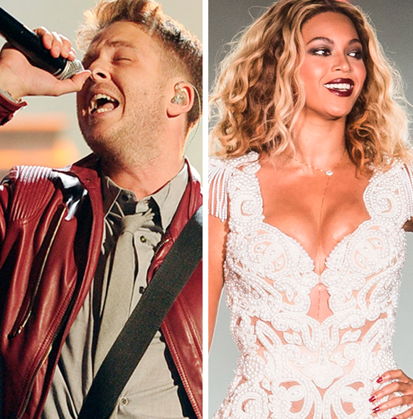 ryan tedder beyonce that grape juice 1 Beyonce Writer Ryan Tedder Named Billboards Top Writer