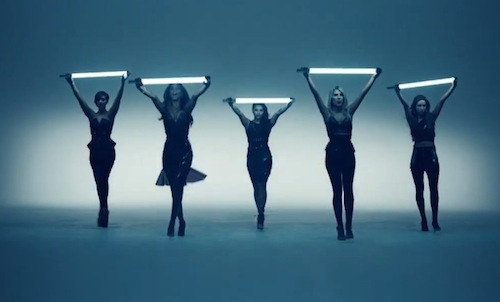 the saturdays not giving up video New Video: The Saturdays   Not Giving Up
