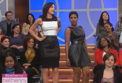 toni braxton bethenny Toni Braxton Performs Unbreak My Heart On Bethenny