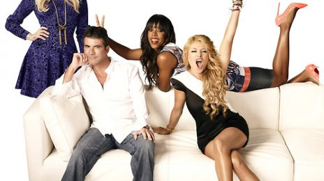 Official: FOX Axe 'The X Factor USA'