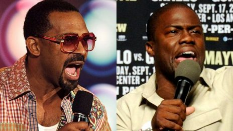 Kevin Hart & Mike Epps Beefing On Twitter...Again!