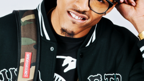 'Def Jam' Diaries: August Alsina Strips Off For 'Urban Ink'