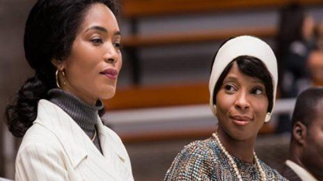First Look:  Mary J. Blige & Angela Bassett Star In 'Betty & Coretta'