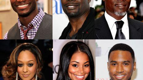 Trey Songz, Morris Chestnut, Derek Luke, & Taye Diggs Team For 'Baggage Claim' Movie