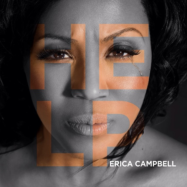 Erica Campbell Help CD That Grape Juice Interviews Erica Campbell