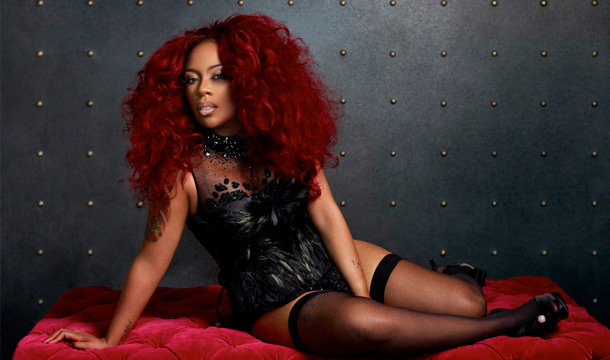 K Michelle Rebellous Soul that grape juice television K.Michelle: I Had A Drinking Problem