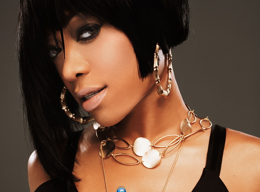 Trina that grape juice television 9 New Video: Trina   Money Aint A Problem
