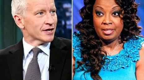 Anderson Cooper Slams Star Jones, Says She's Irrelevant / Star Jones Responds
