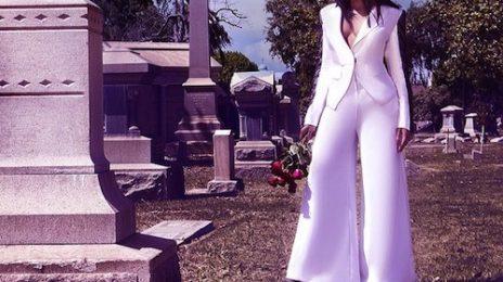 Ashanti Unwraps New 'Braveheart' Promo