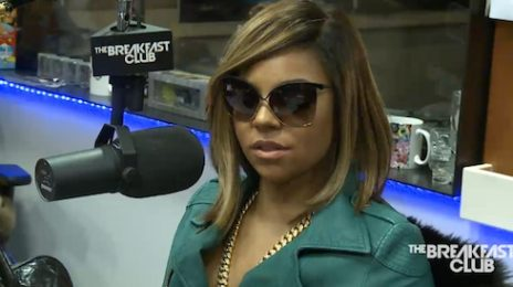 Watch: Ashanti Dishes All At 'The Breakfast Club'