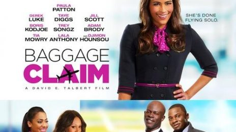 First Look: 'Baggage Claim' Poster (Starring Paula Patton, Taye Diggs, Tia Mowry)
