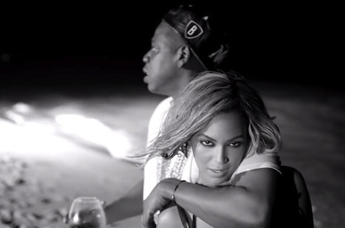 beyonce drunk in love video tgj Beyonces Drunk In Love Video Crosses 100 Million Views Mark / Becomes VEVO Certified