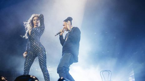 Watch: Beyonce & Jay Z Perform 'Drunk In Love' Live In London