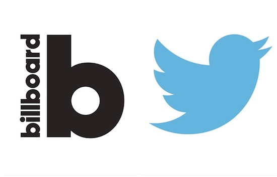billboard twitter Billboard & Twitter Team Up To Launch 'Billboard Twitter Real Time Charts'