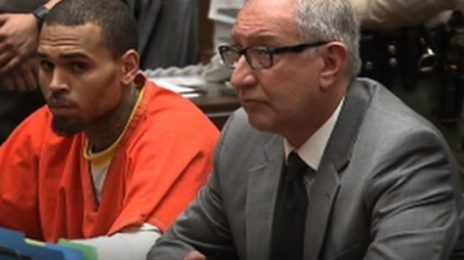 Drama: Chris Brown Jailed Until April
