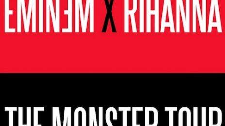 Slim Shady & Slim Talent: Eminem & Rihanna Announce 'The Monster Tour' Dates