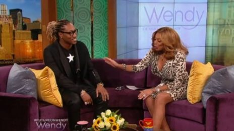 "Watch:  Future Clears Up ""Drunk In Love"" Confusion, Talks Wedding Plans With Ciara, & More"