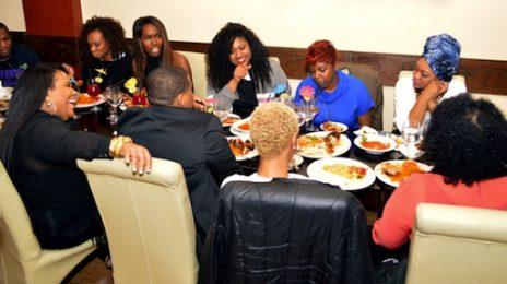 Hot Shots: Jazmine Sullivan Dines At Top Nigerian Restaurant Ahead Of London Show