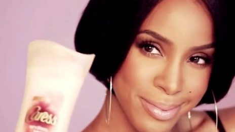 Kelly Rowland Lands Lucrative 'Caress' Skin Care Deal
