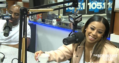 keyshia cole breakfast club Watch: Keyshia Cole Visits The Breakfast Club / Talks New Album, Beyonce, Super Bowl, Marriage & More