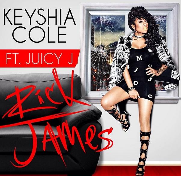 keyshia cole rick james that grape juice Rick James: Keyshia Cole To Debut New Single On The Breakfast Club