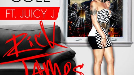 New Song: Keyshia Cole - 'Rick James (ft. Juicy J)'
