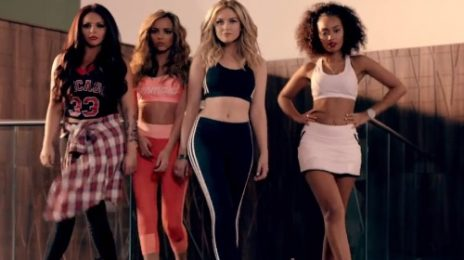New Video: Little Mix - 'Word Up!'