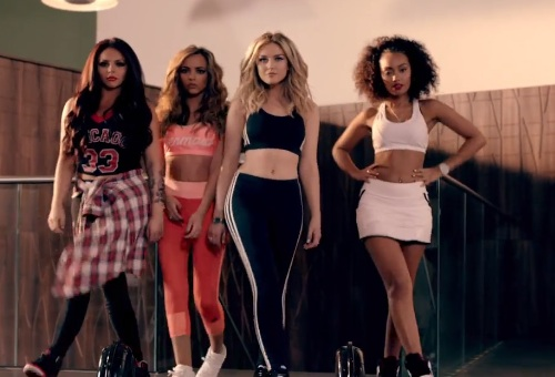 little mix word up video New Video: Little Mix   Word Up!