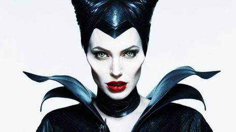 Disney Unleashes Fresh 'Maleficent' Poster (Starring Angelina Jolie)