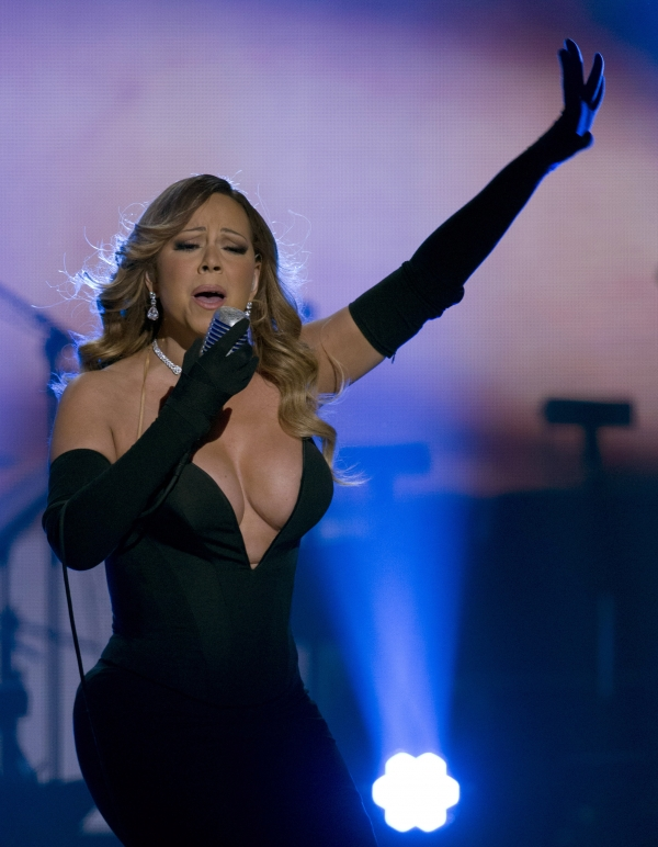 mariah carey that grape juice television 9 New Song: Mariah Carey   Youre Mine (Fedde Le Grande Main Mix)