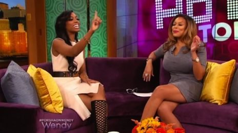 "Porsha Williams: ""Wendy Williams Is Less Than A Woman"""