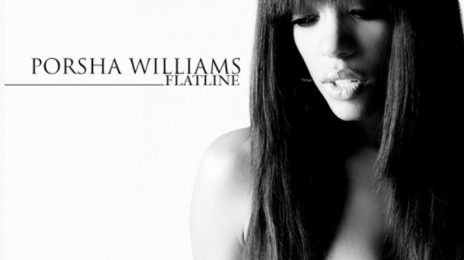 New Song:  Porsha Williams - 'Flatline'