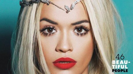 Rita Ora Covers Paper Magazine's 'Beautiful People Issue'