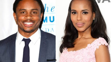 Report:  Kerry Washington Marries NFL Star