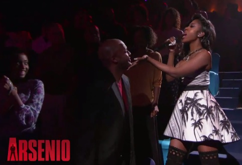 sevyn streeter arsenio Watch: Sevyn Streeter Rocks Arsenio With It Wont Stop