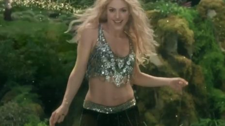 Shakira Previews New Song 'Dare (La La La)' In Activia Commercial