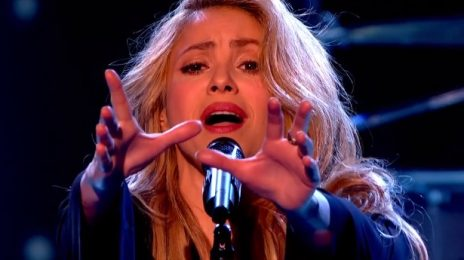 Watch: Shakira Brings Her 'Empire' To 'The Voice UK' (Performance)