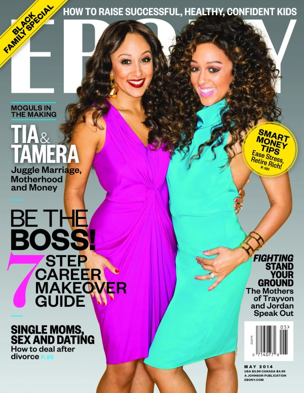 0514 Tia and TameraUPC 600x775 Tia & Tamera Mowry Cover EBONY / Celebrate 20 Years Of Sister Sister
