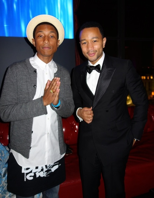 1815340362059767caa1641a0ee50d79d50aaeb6 Chart Check [Hot 100]:  Pharrell Williams Reigns, John Legend Gains
