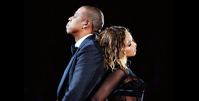 2014 grammy awards beyonce jay z that grape juicejpg Beyonce Spends 16th Week On Urban Top 3 / Britain Tunes Into Frank Oceans Channel Orange