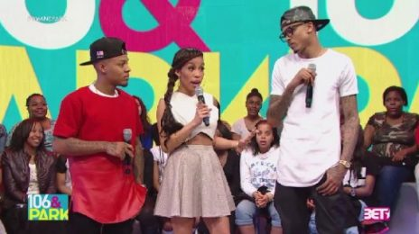 "Weigh In:  Was August Alsina Right To Snap At ""106 & Park"" Host For Asking About Trey Songz?"