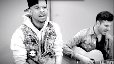 Watch: Elijah Blake Covers John Legend's 'All of Me'