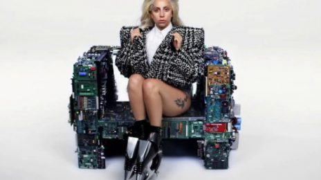 Lady GaGa Continues To Tease 'ARTPOP Act 2'