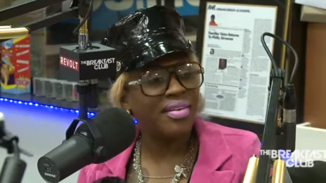 Lil Mo Explains Inspiration Behind 'The Scarlett Letter' LP / Talks Heartbreak, Abortion & Infidelity On 'The Breakfast Club'