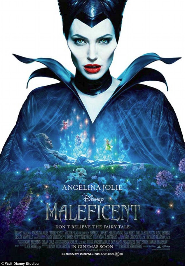 Maleficent that grape juice entertainment that grape juice Report: Angelina Jolies Maleficent Scaring Away Investors / Set For Box Office Bomb?