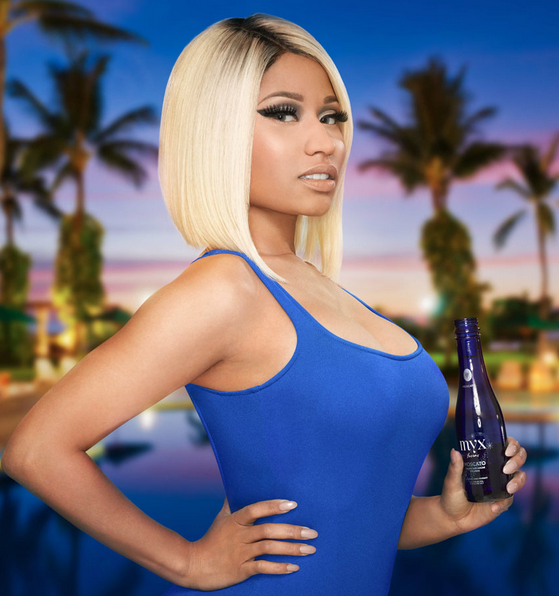 Nicki Minaj That Grape Juice Myx Hot 97 Enlists Nicki Minaj, Nas, Lil Wayne, Trey Songz & Sevyn Streeter For Summer Jam 2014