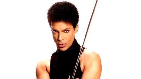 Prince Readies UK Arena Tour...Next Month
