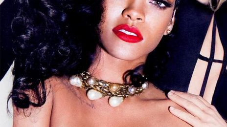 Watch: Rihanna Swarmed By Shutterbugs Following 'Greystone' Outing