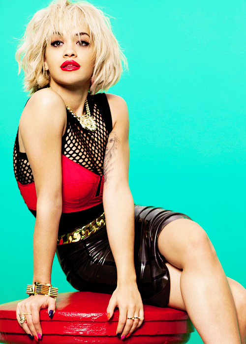 Rita Ora That Grape Juice Entertainment 2014 Watch: Rita Ora Dominates YouTube With I Will Never Let You Down Covers