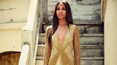 Zoe Saldana To Star In 'Rosemary's Baby' Remake